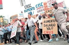 centrales sindicales santo domingo