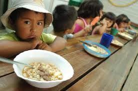 niño come