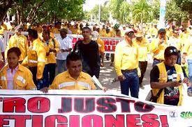 huelga de mineros colombia