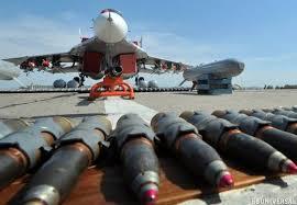 avion militar ruso