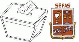 elecciones sefas