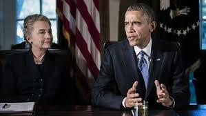 hillary y obama 2