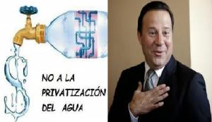 privatizacion del agua panama