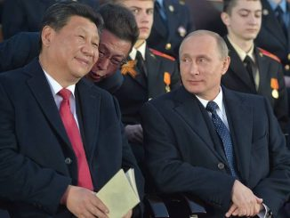 china y rusia