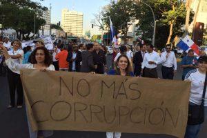no mas corrupsion