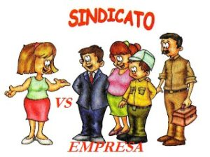 sindica vs empresa