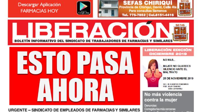 liberacion dic. 2019